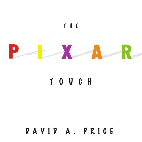 The Pixar Touch: The Making of a Company cover