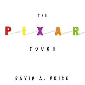 The Pixar Touch Hörbuch
