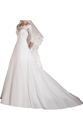TOSKANA BRAUT - Vestido - para mujer Weiß