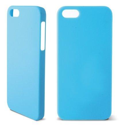 KSIX B0914CAR07 Hard Cover für Apple iPhone 5 blau