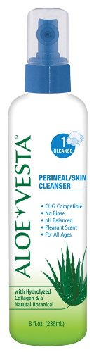 Aloe Vesta 2-n-1 Perineal Skin Cleanser - 8 oz by ConvaTec