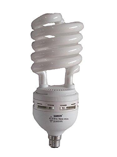 Samson 75W B22 Spiral CFL Bulb (Warm White)