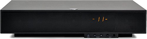 Zvox SoundBase 220 Hogar Alámbrico Negro - Amplificador de audio (35 W, 55-20000 Hz, Conector tipo banana, 110-120, 431,8 mm, 317,5 mm): Amazon.es: ...