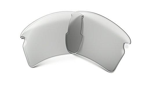 Oakley Flak 2.0 XL Replacement Lens Clear, One - 2 Oakley