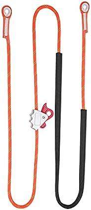 SM SunniMix Rope Positioning Lanyard 10 feet – Rope, Adjustable Lanyard, for Fall Protection, Arborist, Tree C