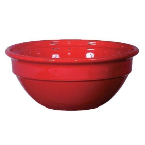 Emile Henry 3420 Cerise Bolon - Red Mixing Salad Pasta Bowl - 22 x 22 x 9 cm (2 L)