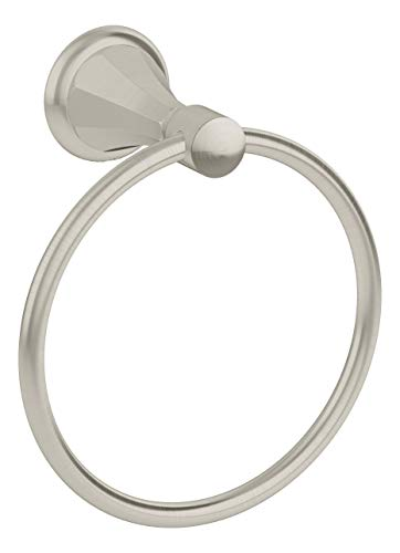 Symmons 453TR-STN Canterbury Towel ring Satin ()