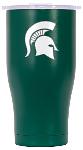 ORCA Chaser Logo Michigan State Cooler, Green, 27 oz by ORCA