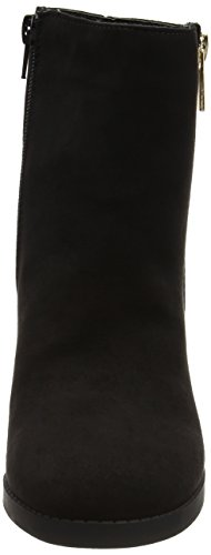 New Look Women's Wide Foot Darbie Chelsea Boots Black (Black) hJqu0qwQM