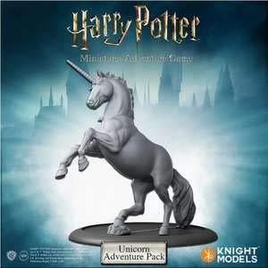 Adventures Miniatures - Harry Potter Miniatures Adventure Game Unicorn Adventure Pack Expansion
