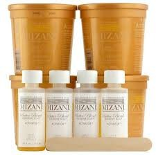 Mizani Butter Blend Sensitive Scalp Relaxer Kit 4 Application by MIZANI (Image #1)