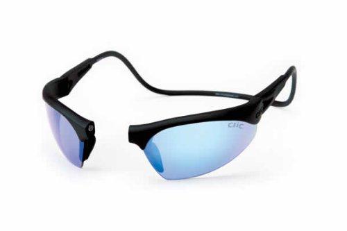 Clic Eyewear Sunglass II in Black & - Sunglasses Clics