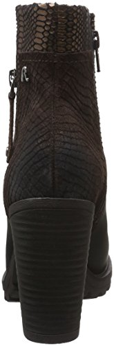 Biset Boots WoMen Replay Dk Brown Brn Short 18 1t5wq