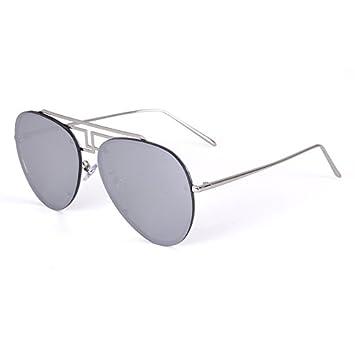 LLZTYJ Gafas De Sol/Gafas De Sol De Metal Gafas De Sol De ...