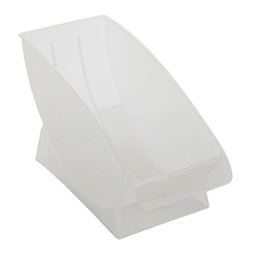 Home-X 11-Inch Dinner Plate Holder. Holds Plates in Upright Position