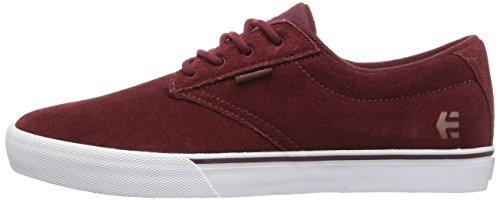 Homme Etnies Vulc Chaussures Jameson Planche De Pour Rouge Roulettes TfAwTq