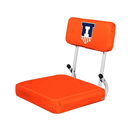 Illinois Fighting Illini Hardback Stadium Seat