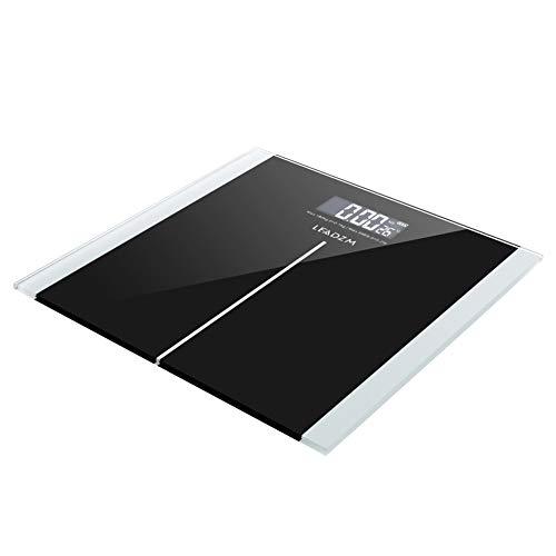Wenhang Personal Scale 180Kg Slim Waist Pattern Black