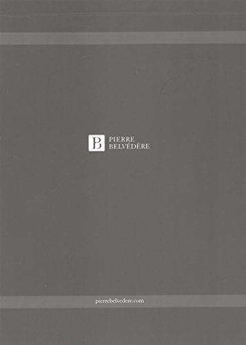 Pierre Belvedere A4/Letter Size Portfolio Refills, White/Lined (177530)
