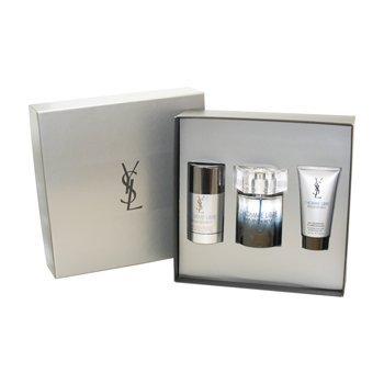 Yves Saint Laurent L'homme Libre Gift Set, 3.4 Ounce