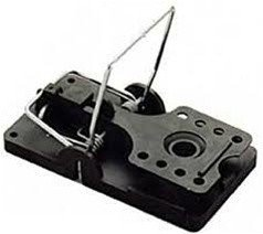 The Original Big Snap-E  Mouse Rat Trap, Easy Set, Re-useable, Durable, Easy to Bait, Provides a sure catch. - Large Rat