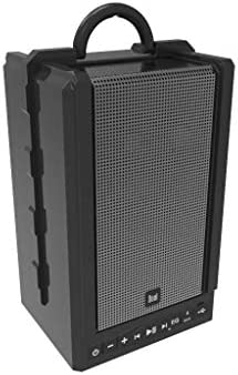 Dual Electronics LU48BTS Wireless Portable Bluetooth Speakers | TruWireless Stereo | 100ft Wireless Range | Loud & Deep Rich Bass | 12 Hour Playtime | IPX4 | No Wires Needed | Sold in Pairs 31XkDlkXl5L