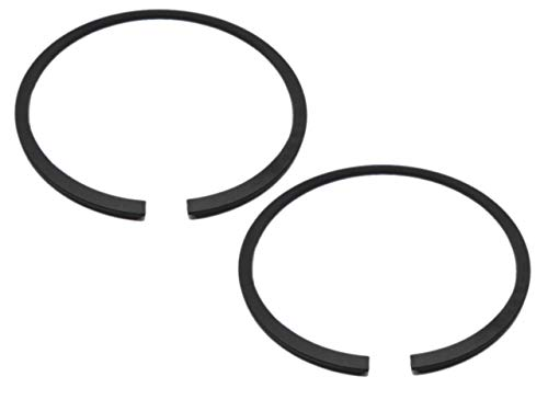 2 Pack Genuine Echo Piston Ring Fits PB-403 PB-413 PB-4500 PB-4600 Blowers