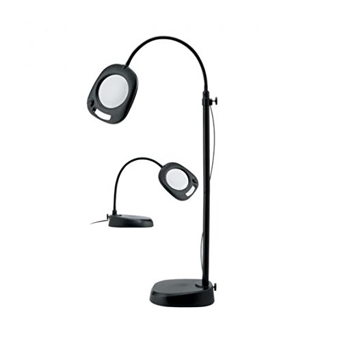 Daylight Naturalight 5 Inch LED Floor/Table Mag by Daylight Company LLC ()