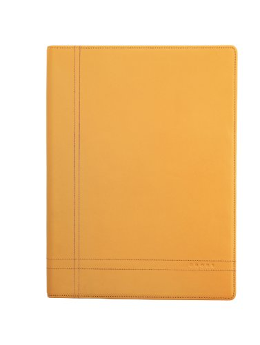 (Cross Legacy Leather Collection, Padfolio with Chrome Ballpoint Pen, British Tan (AC237-3))