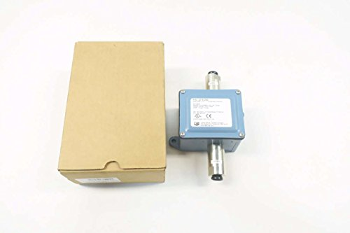 NEW UNITED ELECTRIC J21K-232 0-25PSI DIFFERENTIAL PRESSURE SWITCH 480VAC D537612 - United Electric Differential Pressure Switch