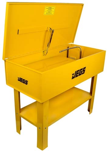 JEGS 81553K1 Parts Washer Kit 40 Gallon Includes: (1) Parts Washer (10) 1 Gallon