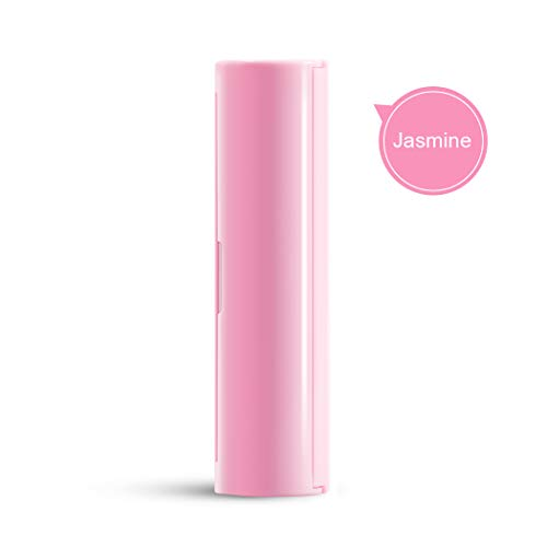 BLD Soft face oil absorbing sheet Oil Blotting Paper jasmine 5 meter long roller pull design portable easy to carry! from BLD