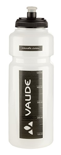 VAUDE Trinkflasche Sonic Bike Bottle, transparent, 1 Liter, 302890100