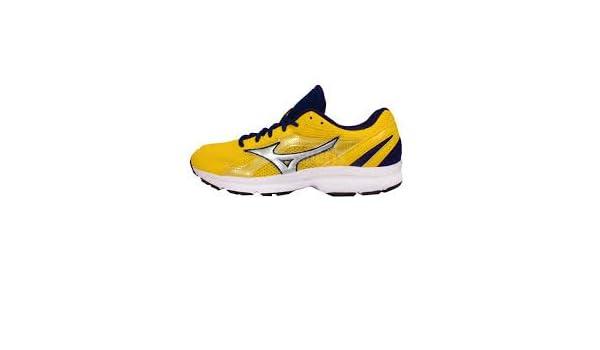 Mizuno Crusader 9 zapatos amarillos 2015 Amarillo amarillo Talla:small: Amazon.es: Deportes y aire libre