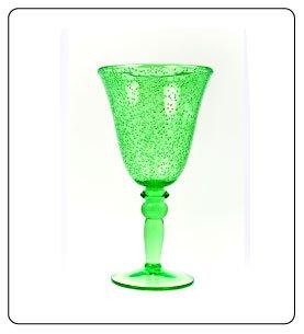0a016739e1b Amazon.com | Plastic Wine Glasses: Plastic Wine Glass - Green ...