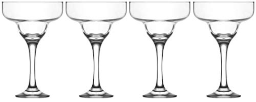 Epure Firenze Collection 4 Piece Margarita Glass Set (Margarita Glass (10 oz))