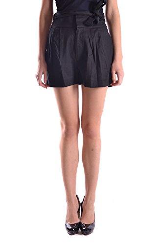 Ezbc062014 Negro Lino Mujer Jacobs By Shorts Marc SxqZfHwf