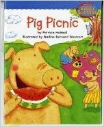 Houghton Mifflin Early Success: Pig Picnic by HOUGHTON MIFFLIN (2002-07-03)
