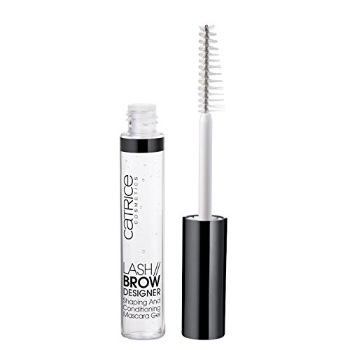 Catrice Auge ZubehÃr Lash Brow Designer Shaping And Conditioning Mascara Gel transparent 010 1er Pack(1 x 150 grams) 871013