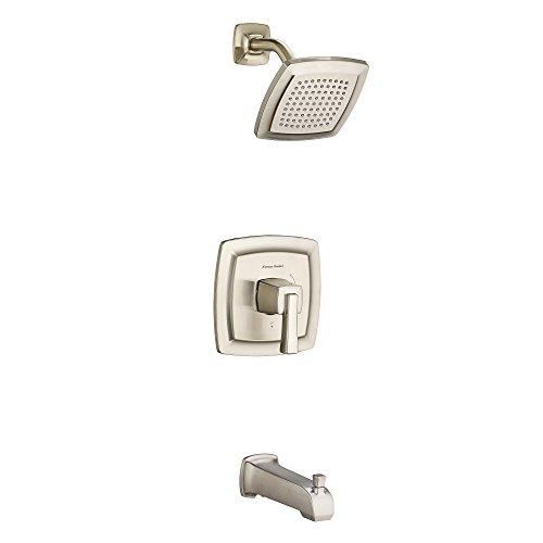 American Standard T353502.295 Townsend Bath and Shower Trim Kit, Satin Nickel