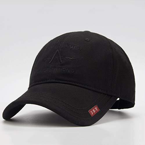 SLH 男性の帽子夏の野球のキャップ男性の大きな頭の周り屋外レジャー太陽の帽子の女の子ラージサイズ