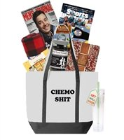 Chemo Shit Cancer Patient Gift Basket