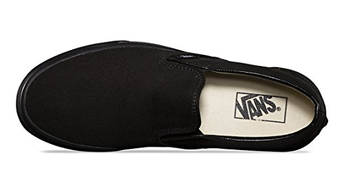 Vans Shoes on 8 Trainers Classic Slip Canvas Unisex Black Bn1gBPq