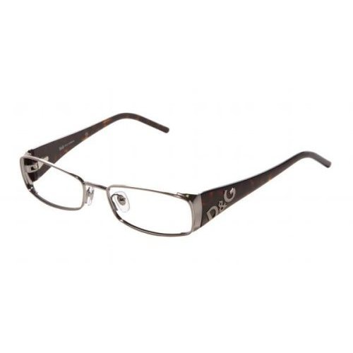 Dolce & Gabbana D&G 5037 Eyeglasses Color 090 Silver - Dolce And Tortoise Glasses Gabbana
