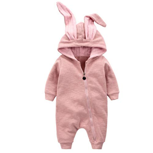 Baby Rompers Cute Rabbit Jumpers Kids Baby Outfits
