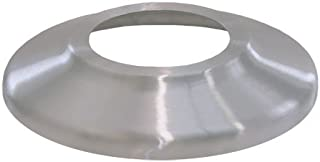 "product image for EDER Flag Mfg Standard Profile Aluminum Flash Collar- Silver, 6"" Pole Diameter, 16"" Outside Diameter"