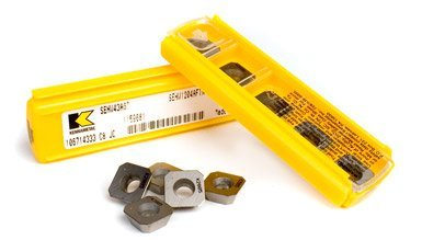 Kennametal SEHW43A6T - Grade K2885 Milling Inserts (10 Pack) from Kennametal