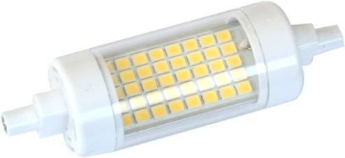 Silver Electronics Bombilla LED 5000K R7s, 5 W, 7.8 x 2.3 x 0.03 cm: Amazon.es: Iluminación