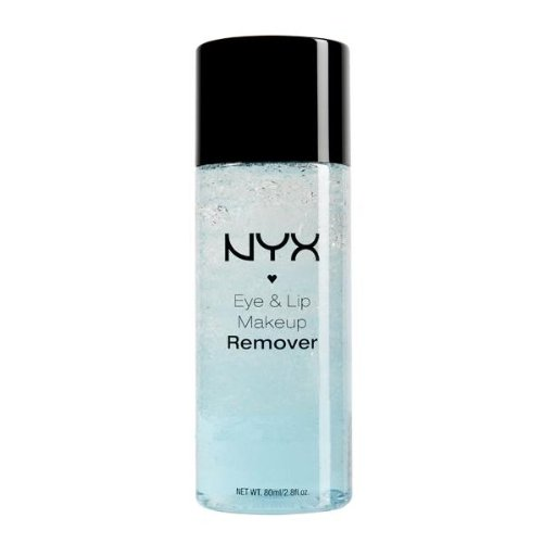 NYX Professional Makeup Eye And Lip Makeup Remover, Clear/Blue, 2.8 Ounce