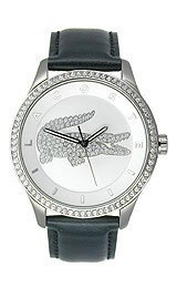 Lacoste Victoria Leather - Black Women's watch #2000824